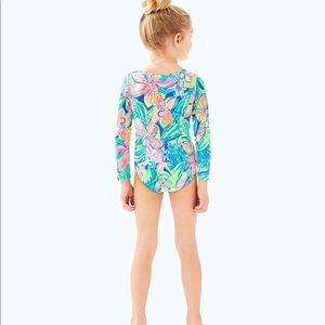 60348bcb232b2 Lilly Pulitzer Swim - Lilly Pulitzer UPF 50+ Alaina Swimming Suit